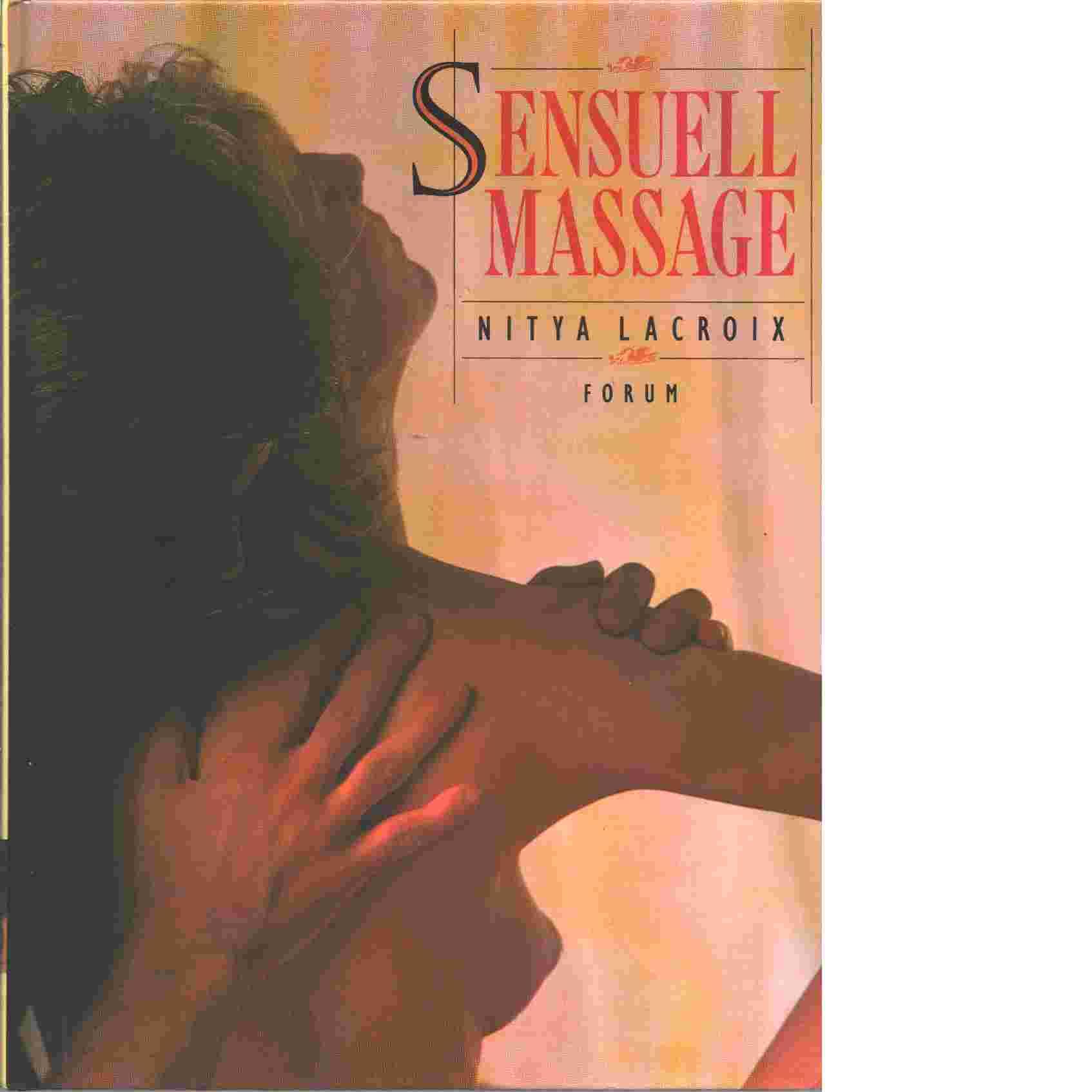 sensuell massage örebro sex tjejer malmö