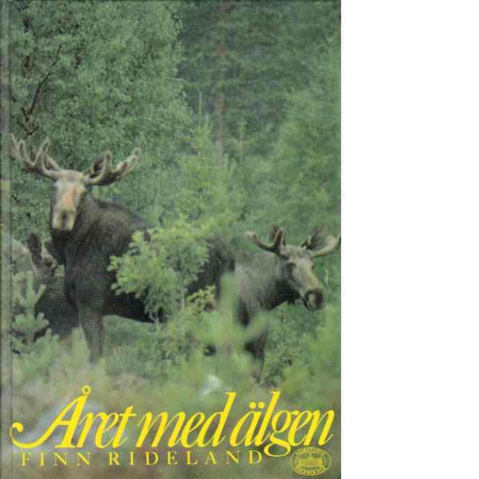 Året med älgen - Rideland, Finn