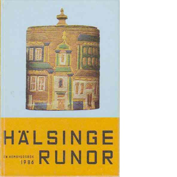 Hälsingerunor 1986 - Red.