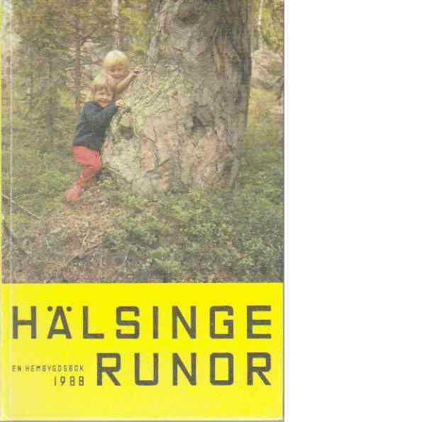 Hälsingerunor 1988 - Red.
