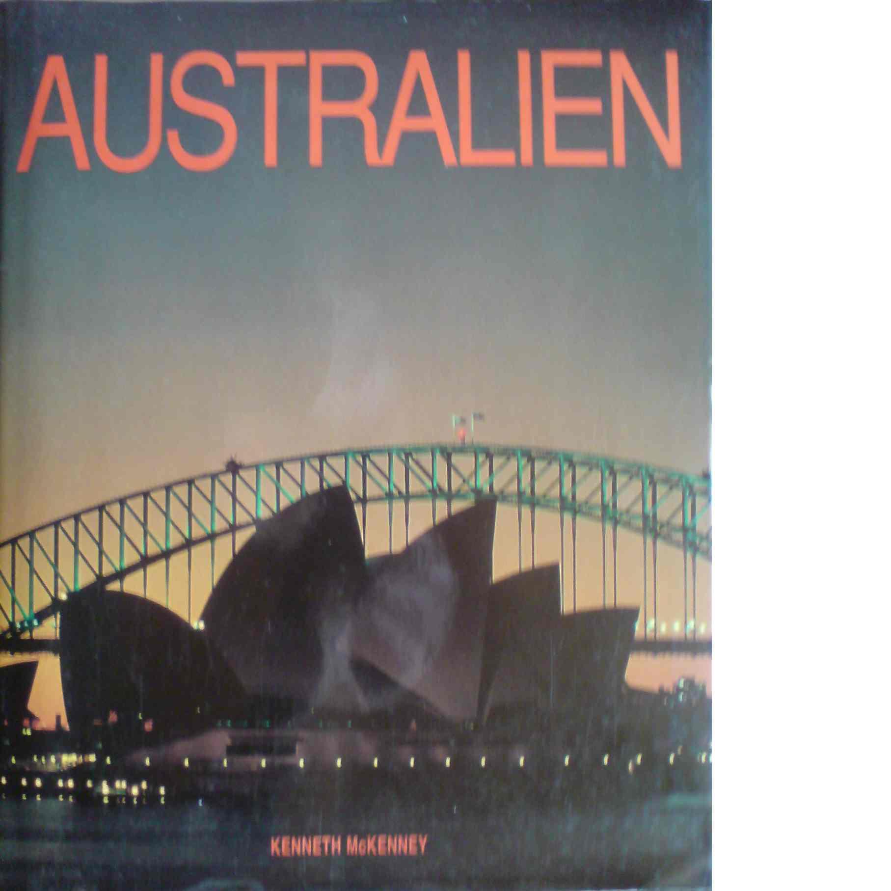 Australien - McKenney, Kenneth