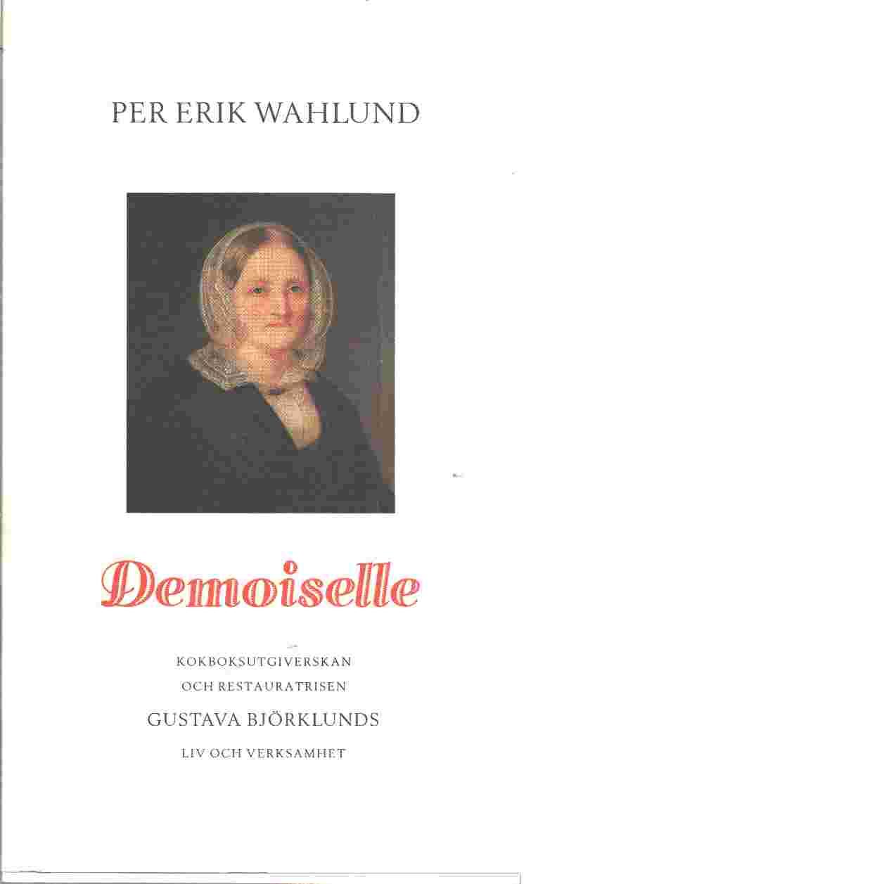 Demoiselle - Wahlund, Per Erik