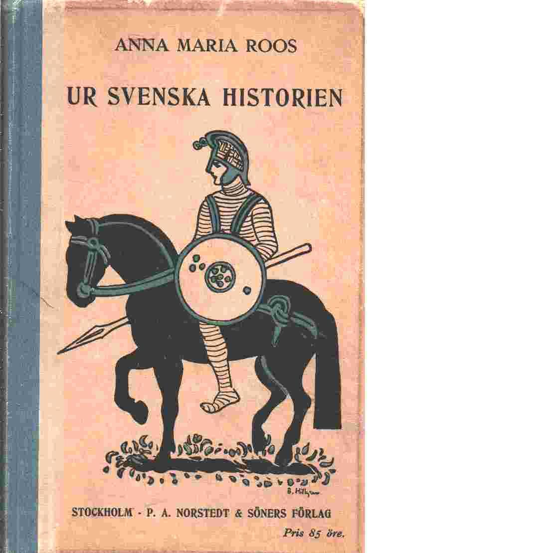 Ur  Svenska historien - Roos Anna Maria