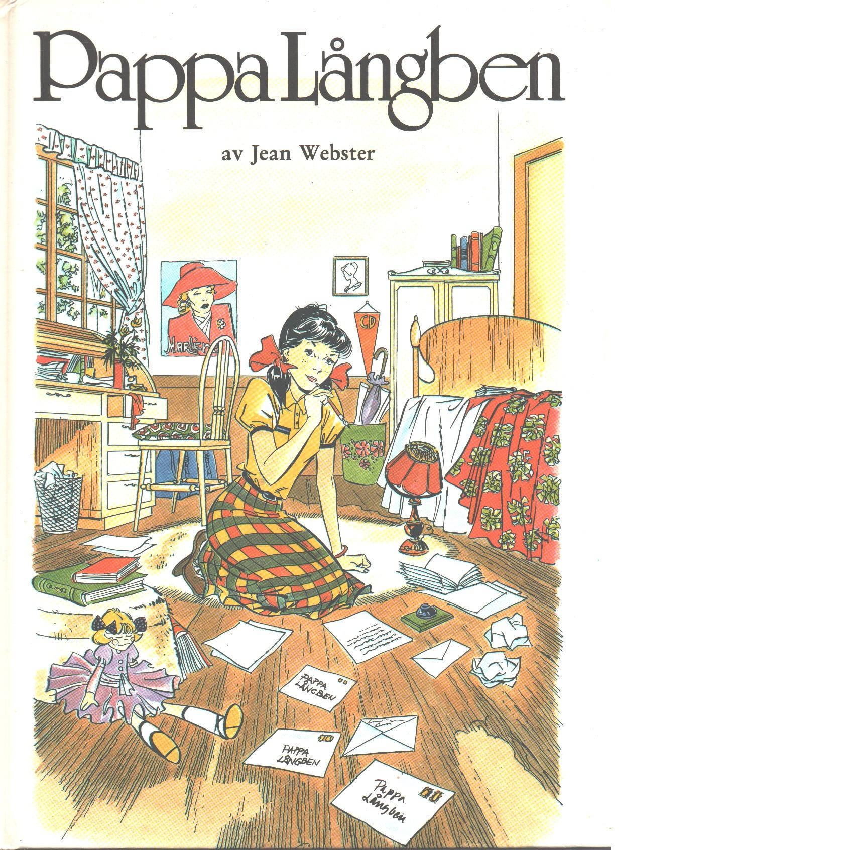 Pappa Långben - Webster, Jean