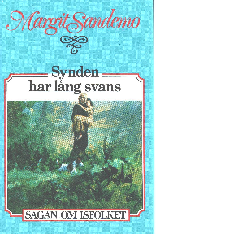 Sagan om Isfolket nr. 27  har lång svans - Sandemo, Margit
