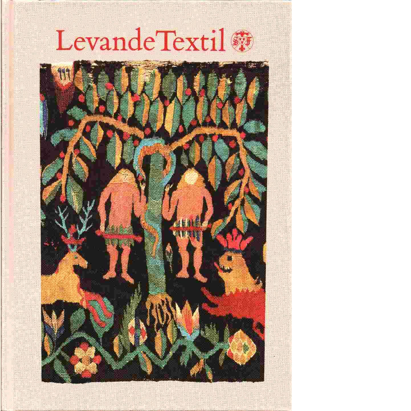 Levande textil - Red.