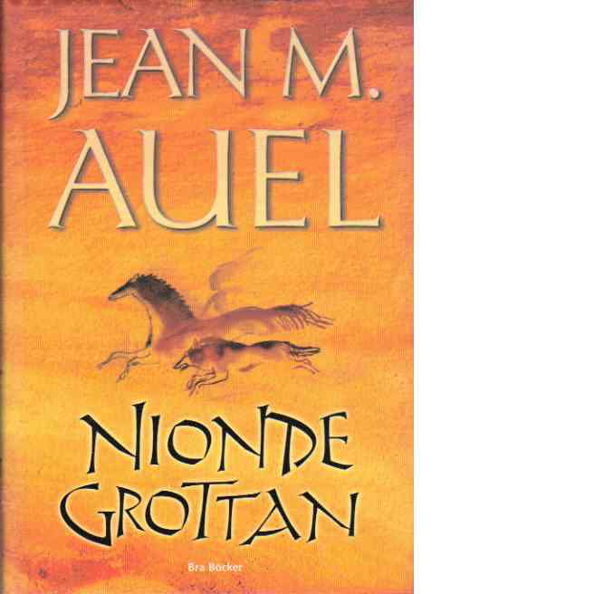 Nionde grottan - Auel, Jean M.