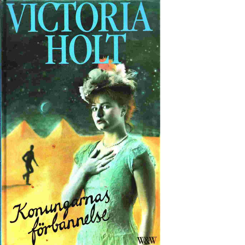 Konungarnas förbannelse - Holt, Victoria