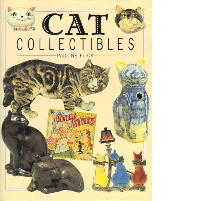 Cat Collectibles - Flick, Pauline