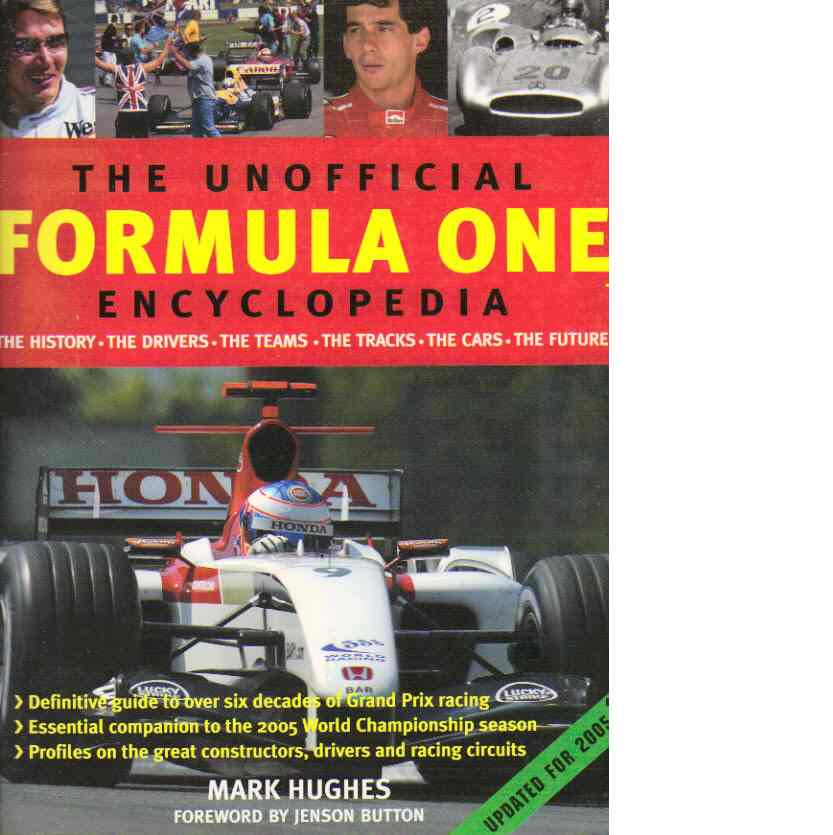 The Unofficial Formula One Encycloped - Hughes, Mark