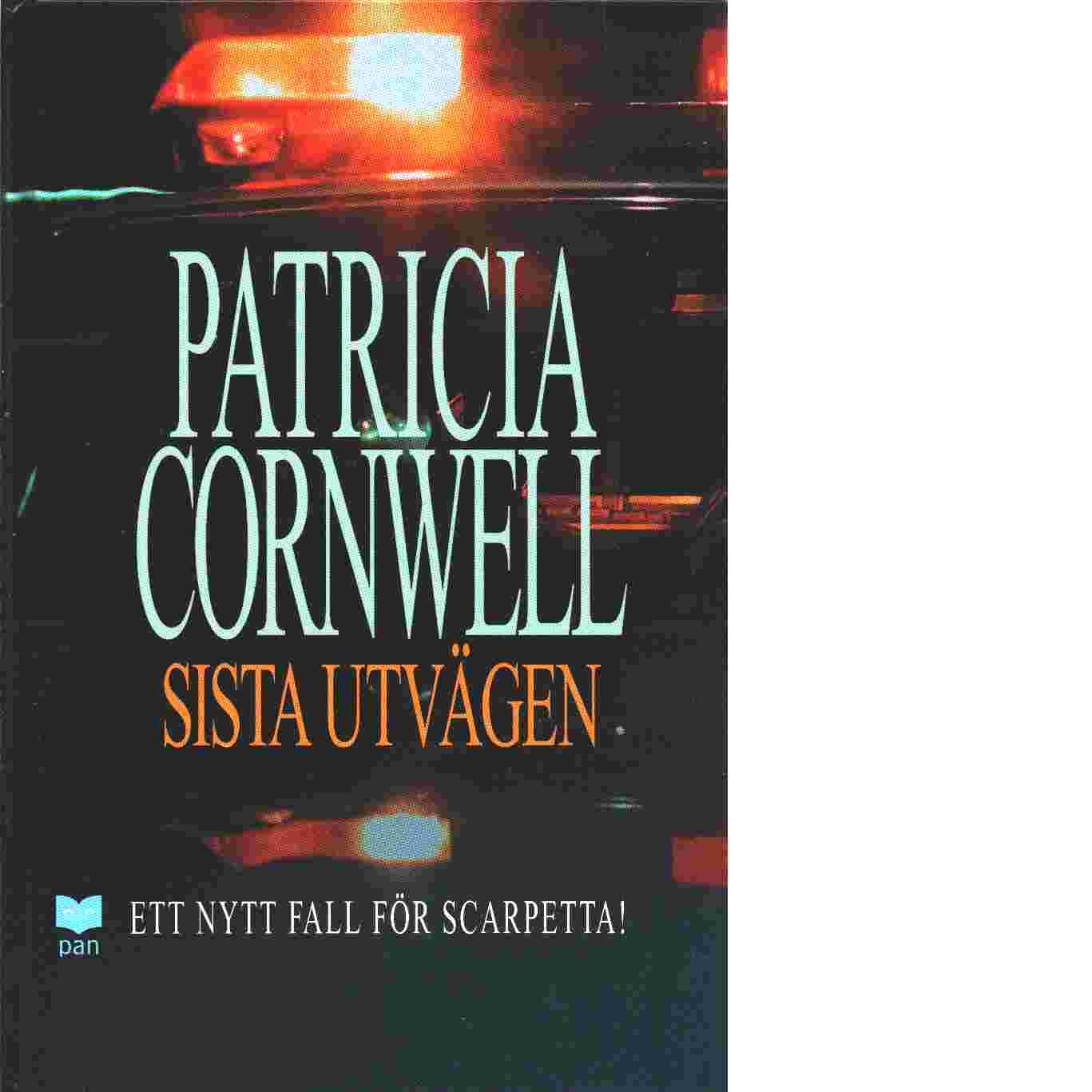 Sista utvägen - Cornwell, Patricia D.