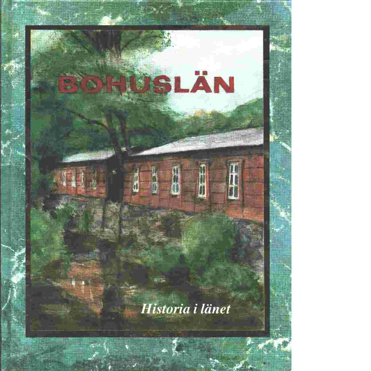 Bohuslän - årsbok 1993 : Historia i länet - Red. Håkanson, Mimi