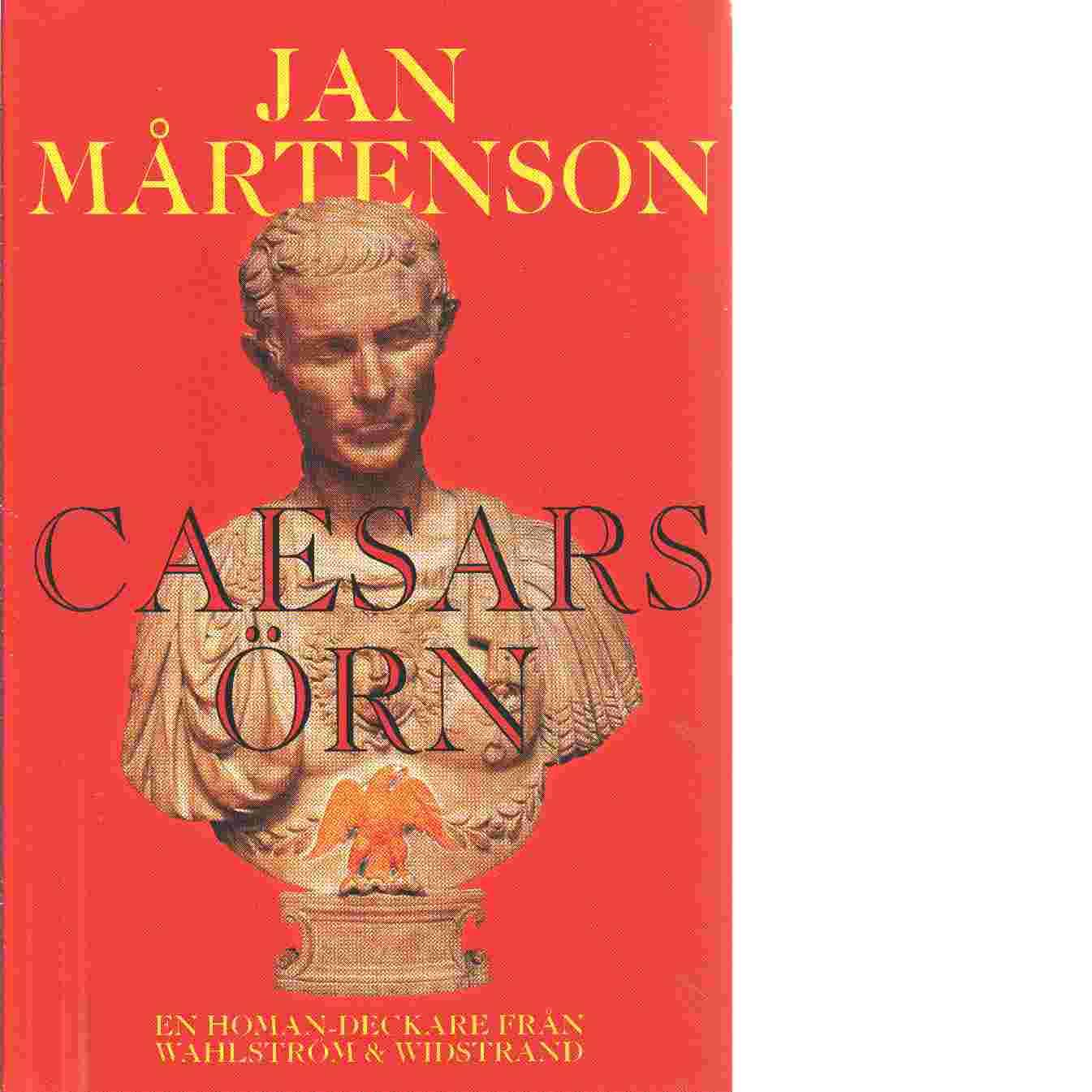 Caesars örn - Mårtenson, Jan