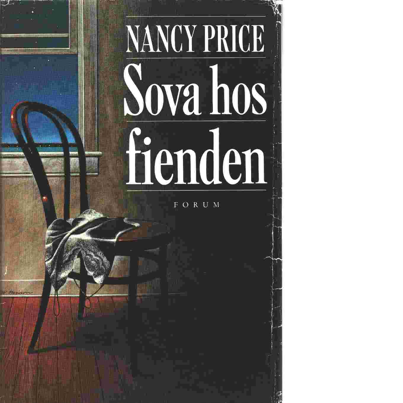 Sova hos fienden - Price, Nancy