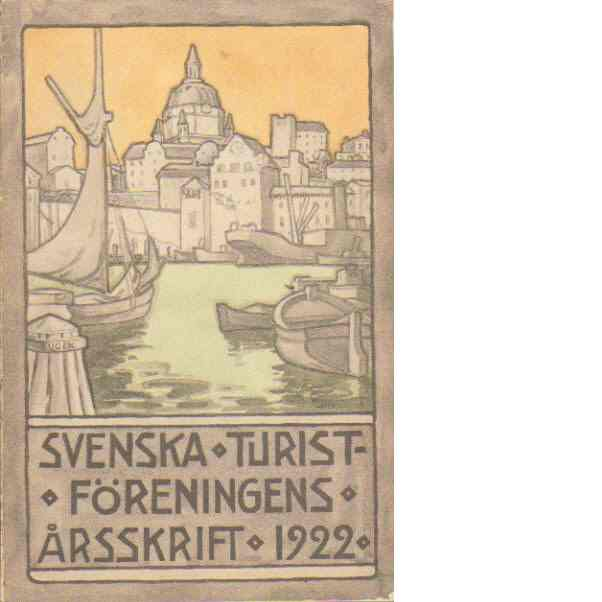 STF:s årsskrift 1922 - Red.