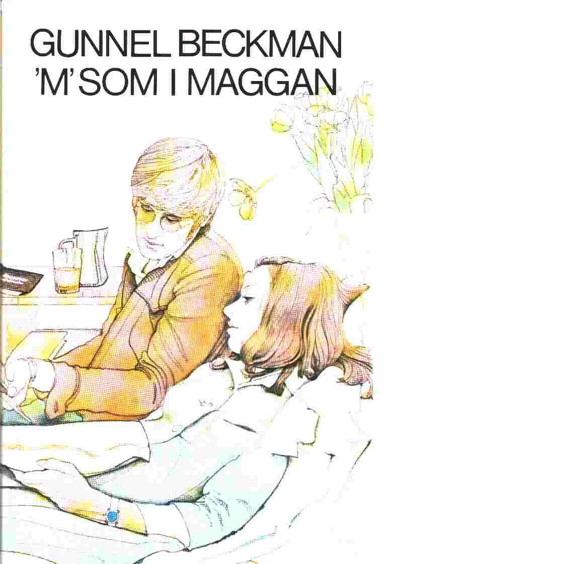 M som i Maggan - Beckman, Gunnel