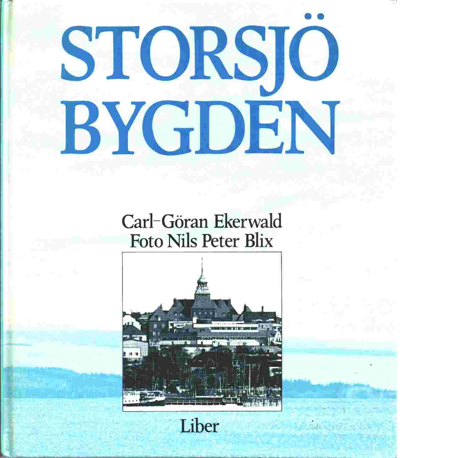 Storsjöbygden - Ekerwald, Carl-Göran