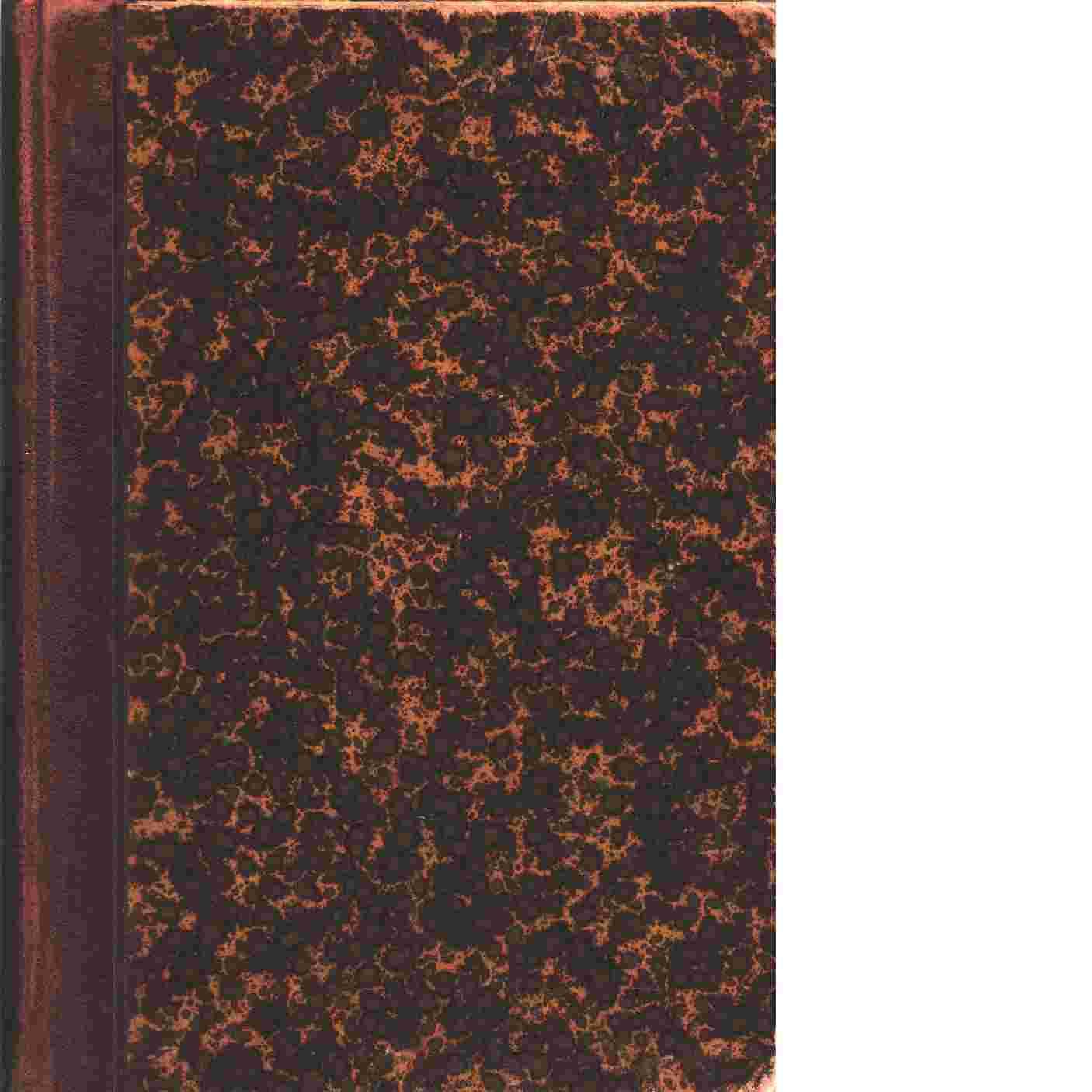 Latinskt skol-lexikon : i alfabetisk uppställning - Cavallin Christian