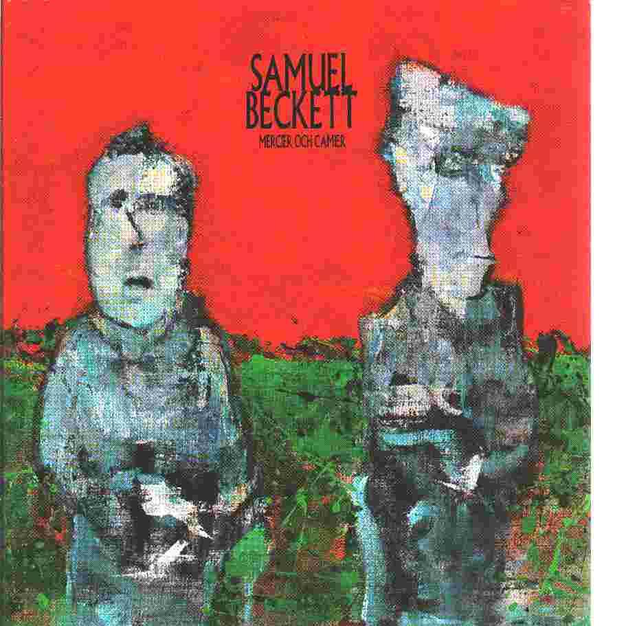 Mercier och Camier - Beckett, Samuel