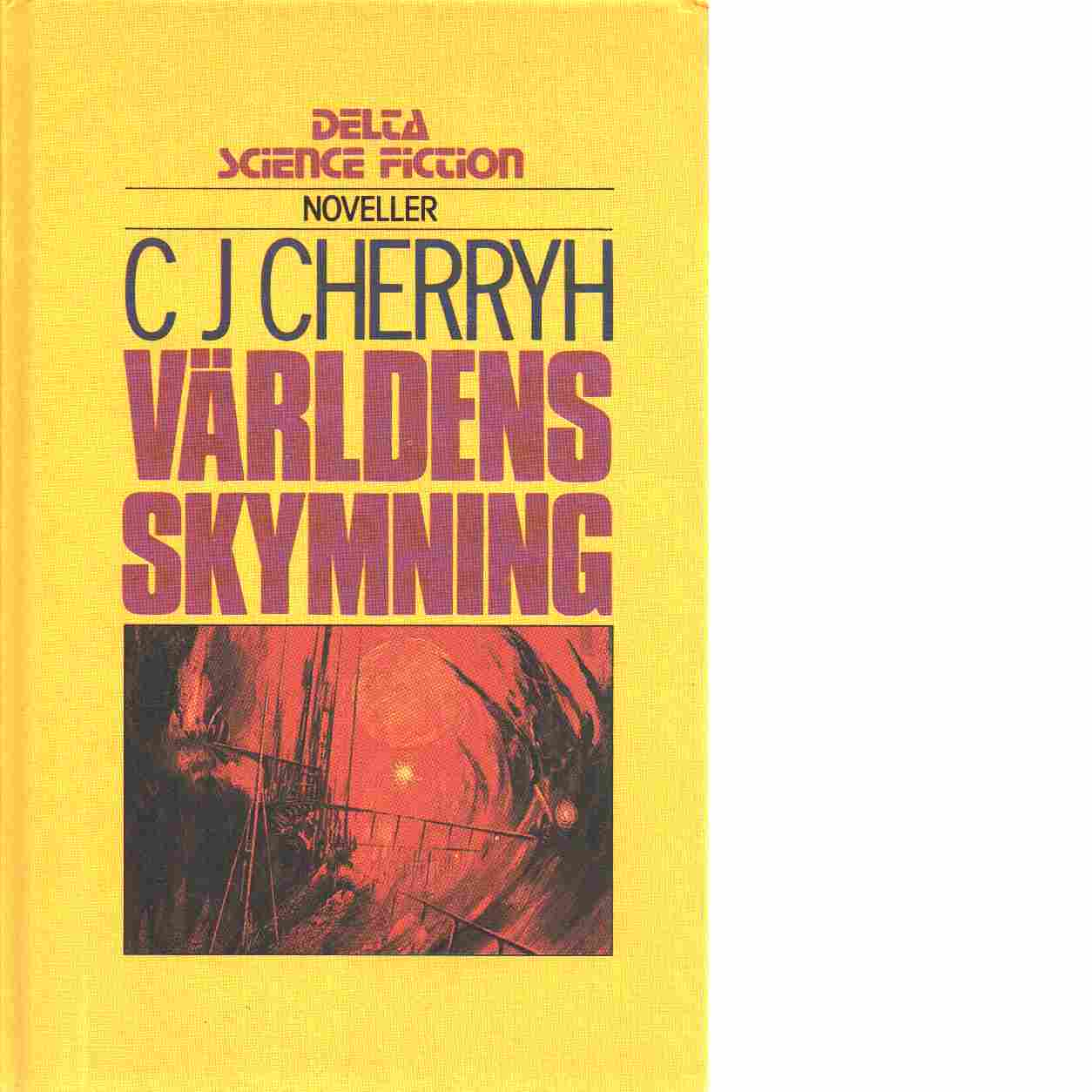Världens skymning - Cherryh, C. J.