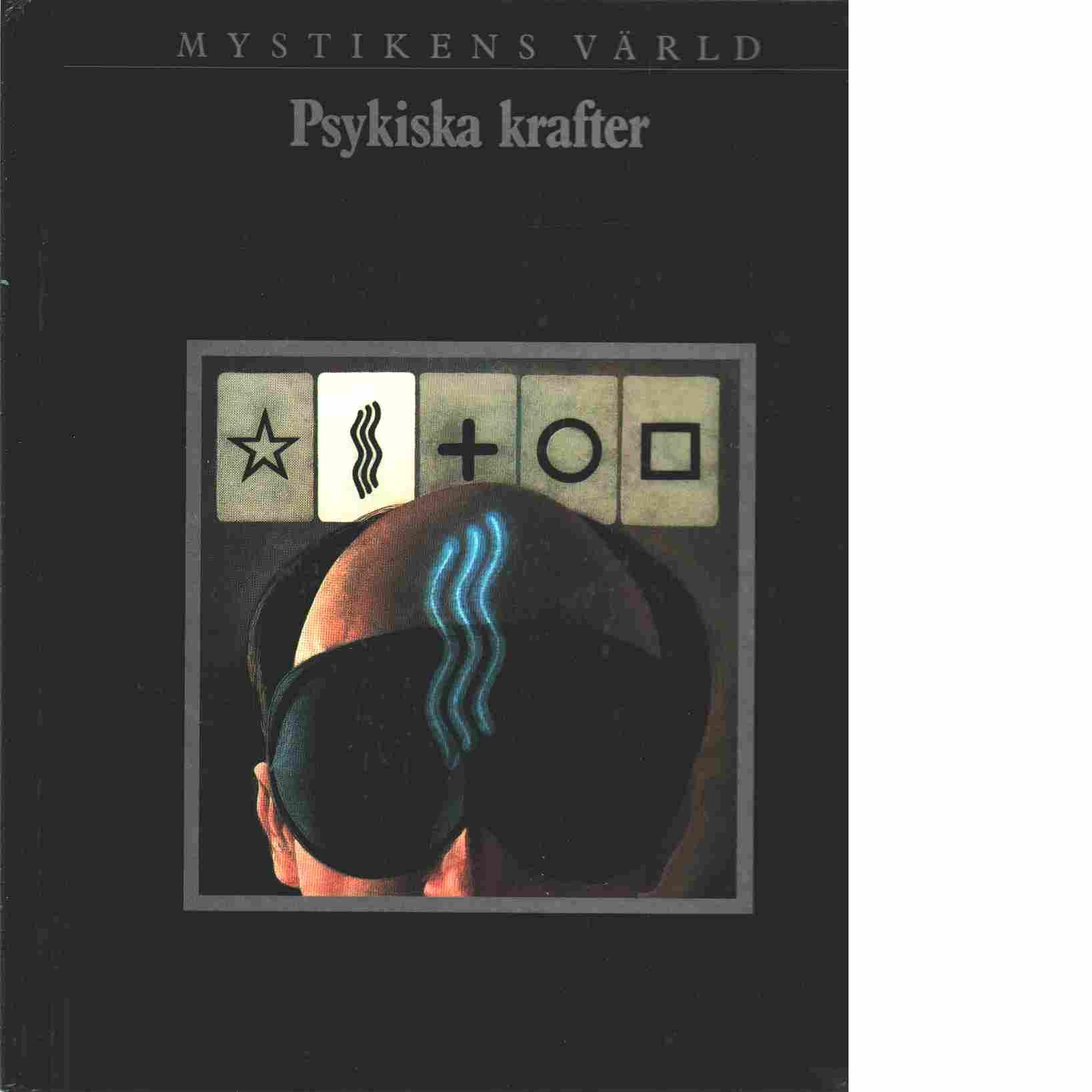 Psykiska krafter - Carlsson, Peter