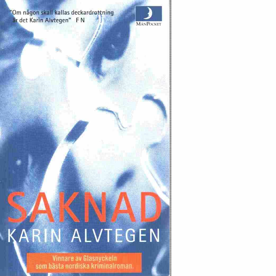 Saknad - Alvtegen, Karin