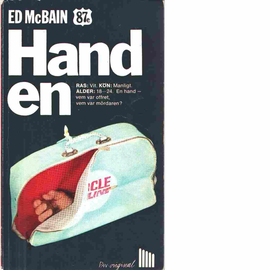 Handen - McBain, Ed