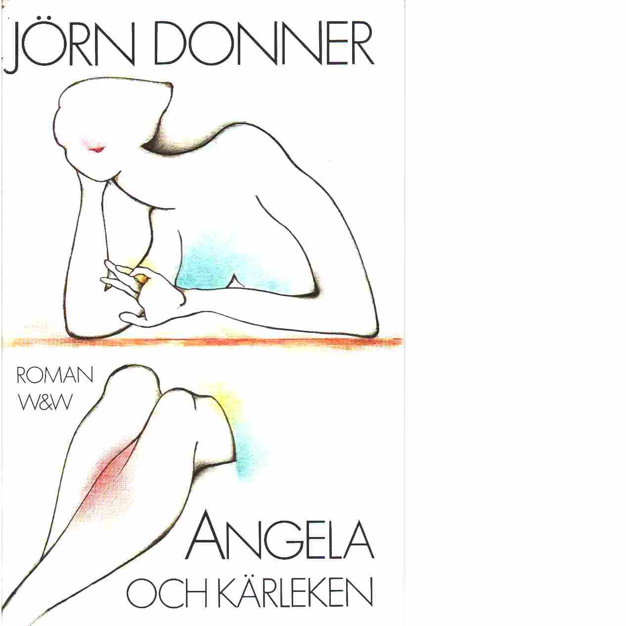 Angela och kärleken - Donner, Jörn
