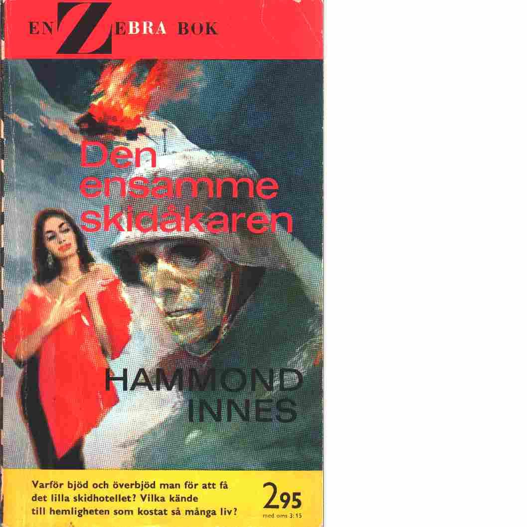 Den ensamme skidåkaren - Innes, Hammond