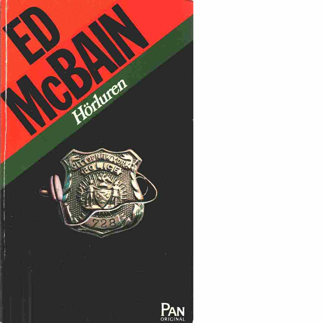 Hörluren - McBain, Ed