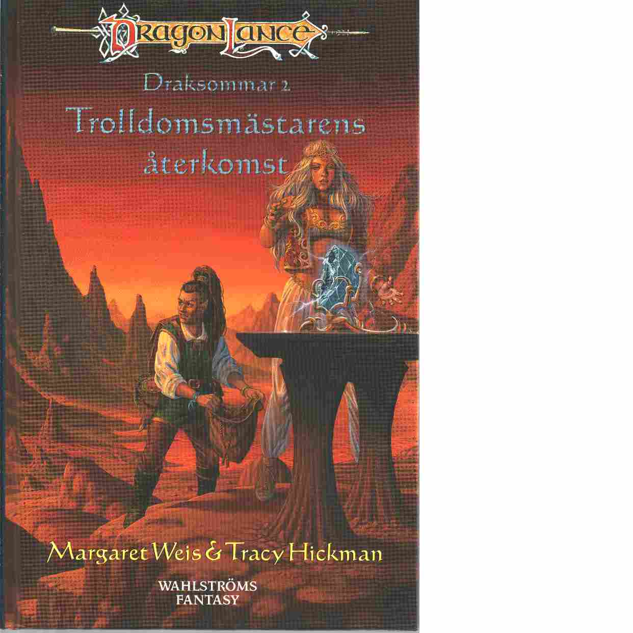 Trolldomsmästarens återkomst - Weis, Margaret