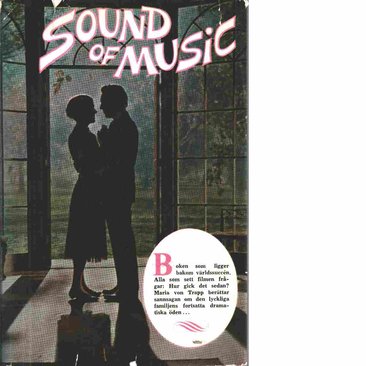 Sound of music - Trapp, von Maria