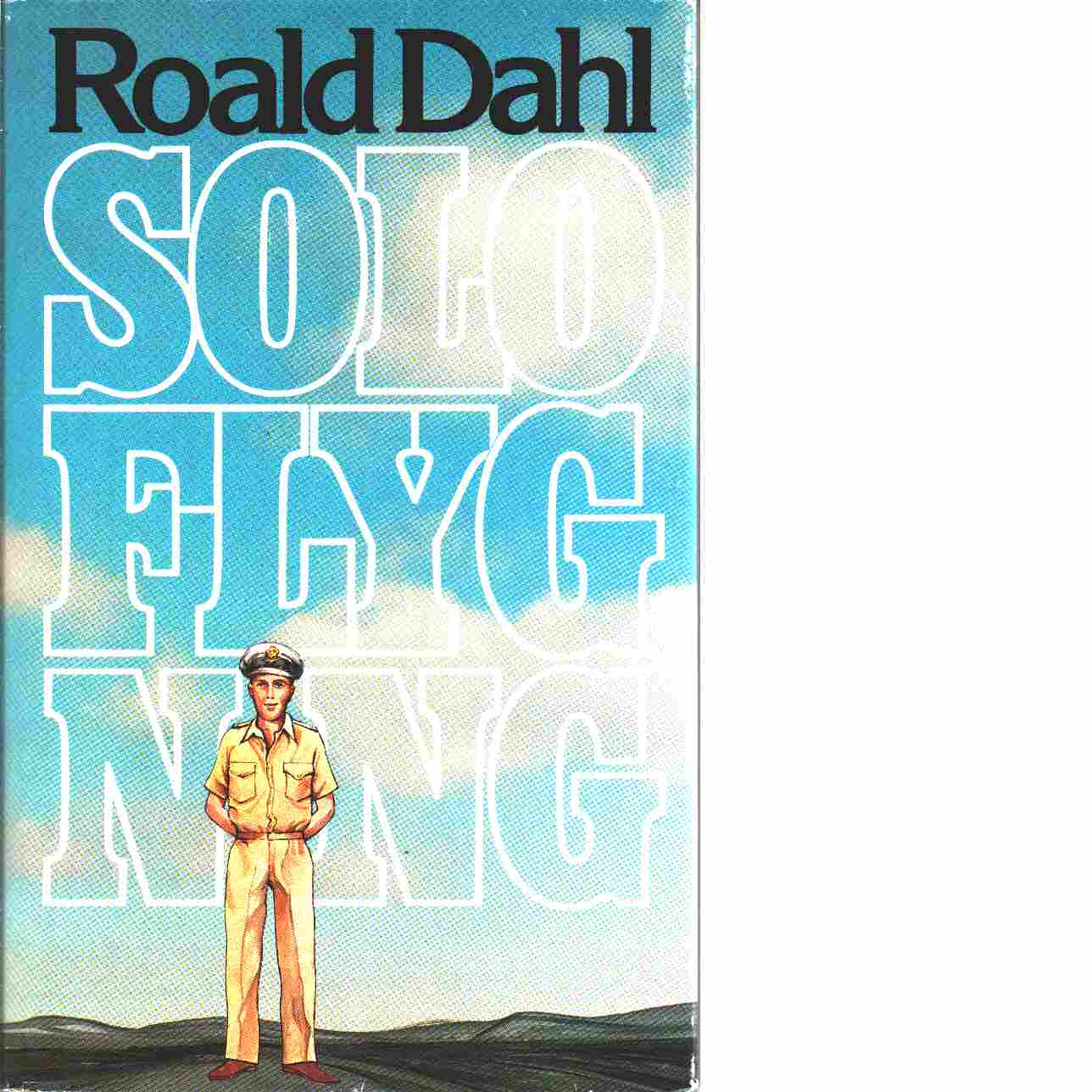 Soloflygning - Dahl, Roald