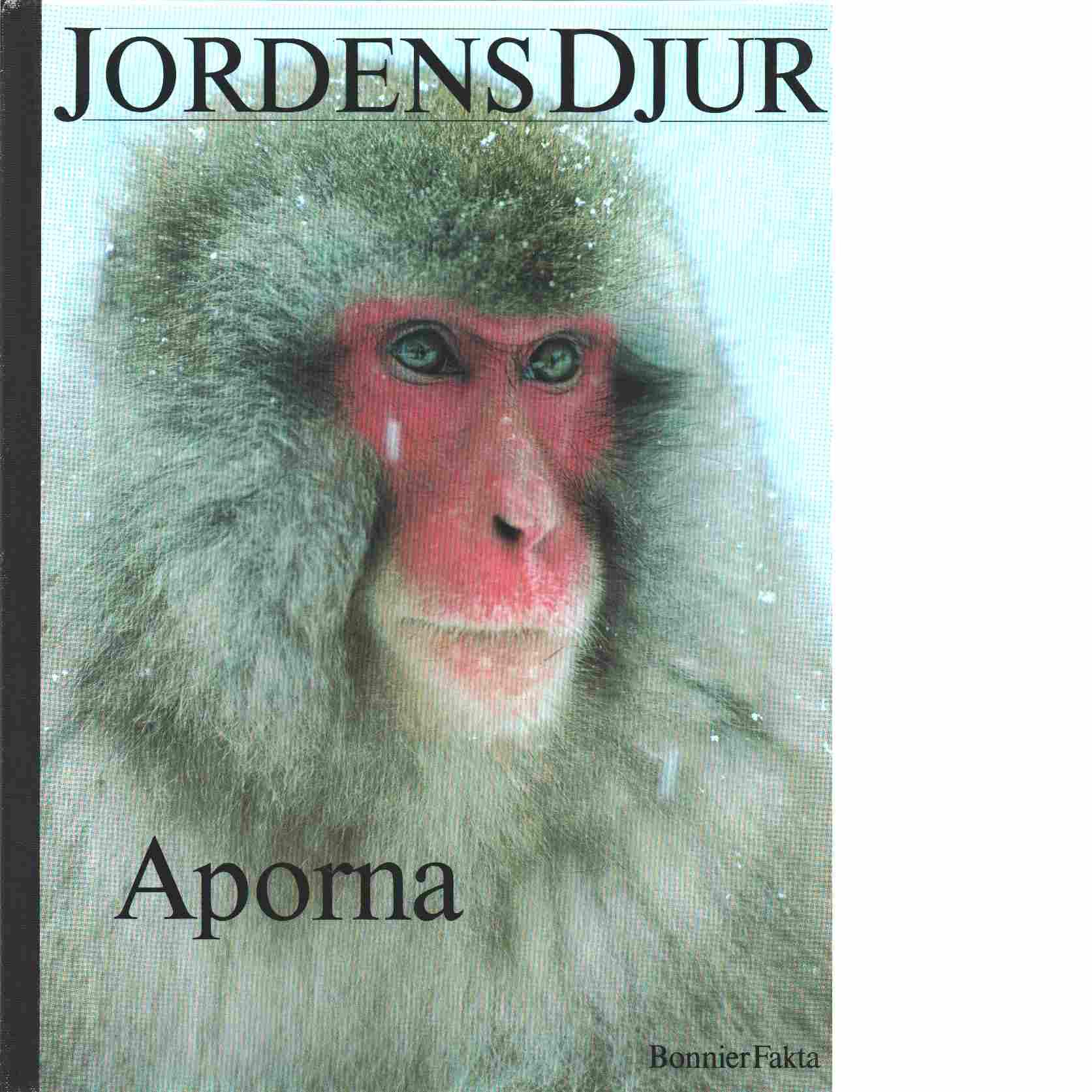 Jordens djur. 3, Aporna - Red.