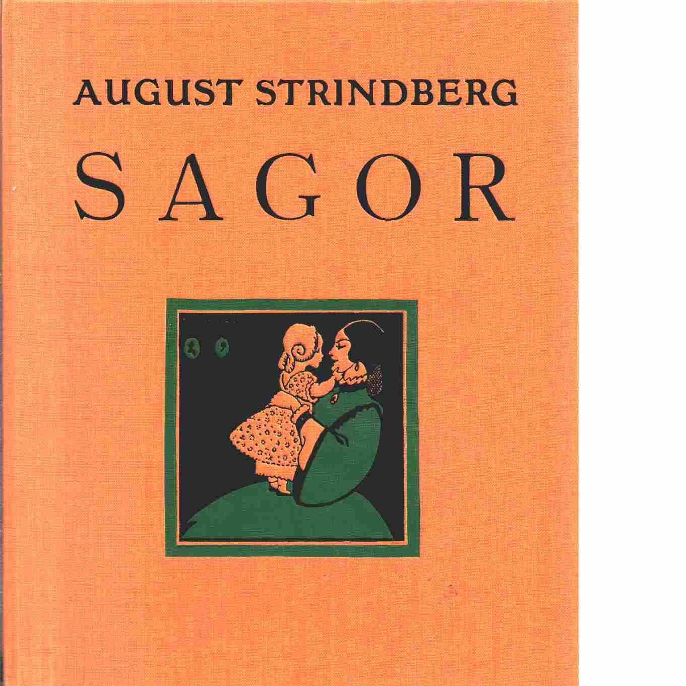 Sagor - Strindberg, August