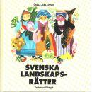 Svenska landskapsrätter - Jakobsson Oskar