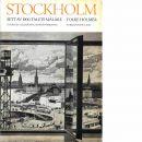 Stockholm sett av 1900-talets målare - Holmér, Folke
