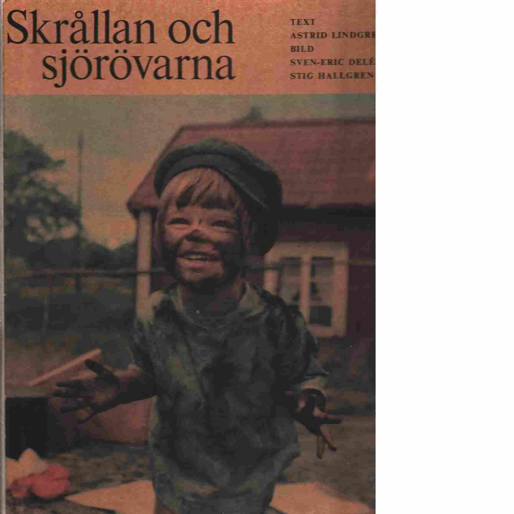 Skrållan och sjörövarna - Lindgren, Astrid