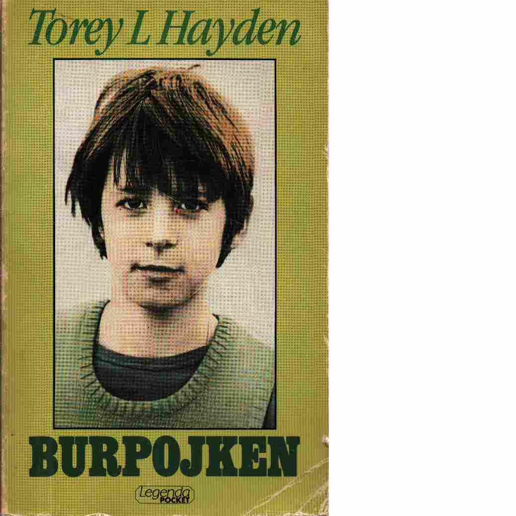 Burpojken - Hayden, Torey L.