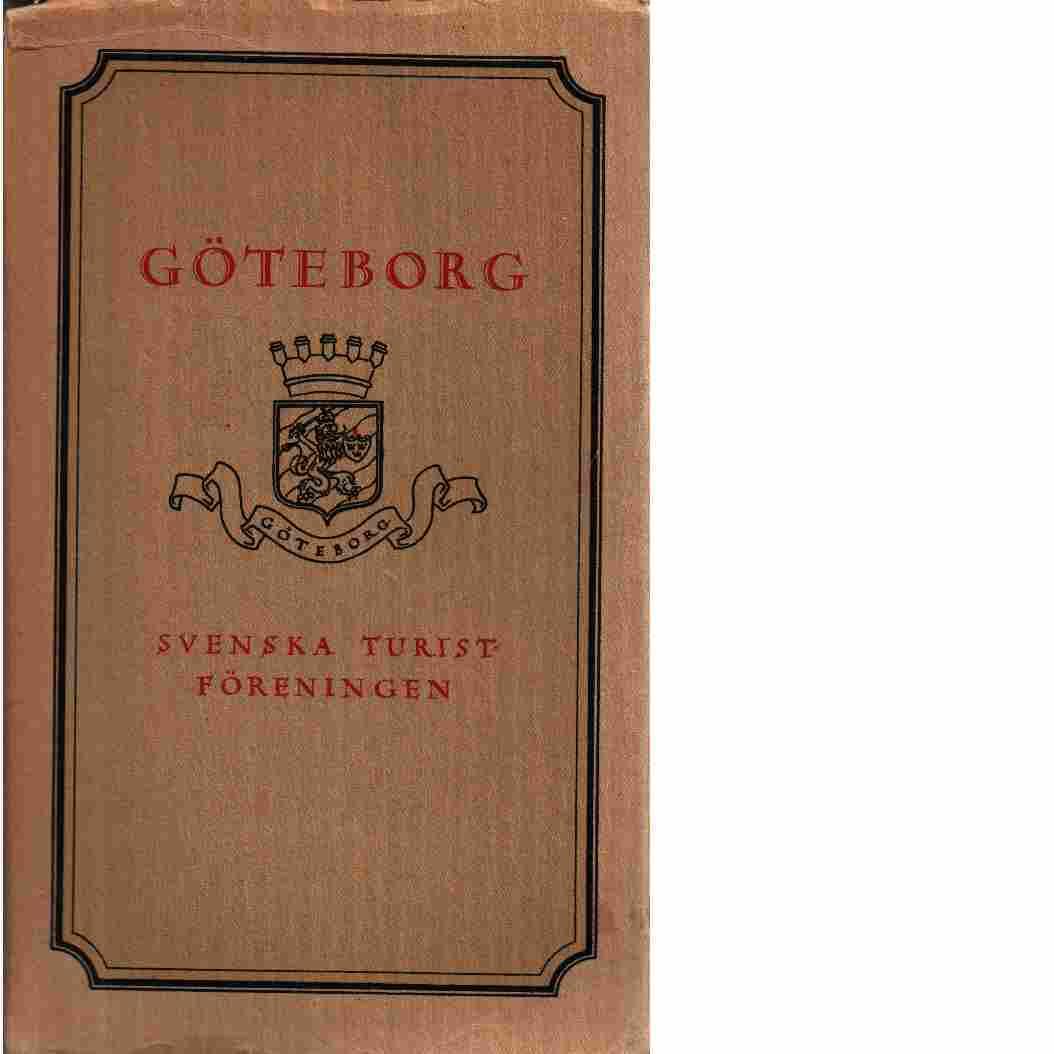 En bok om Göteborg -  Red.