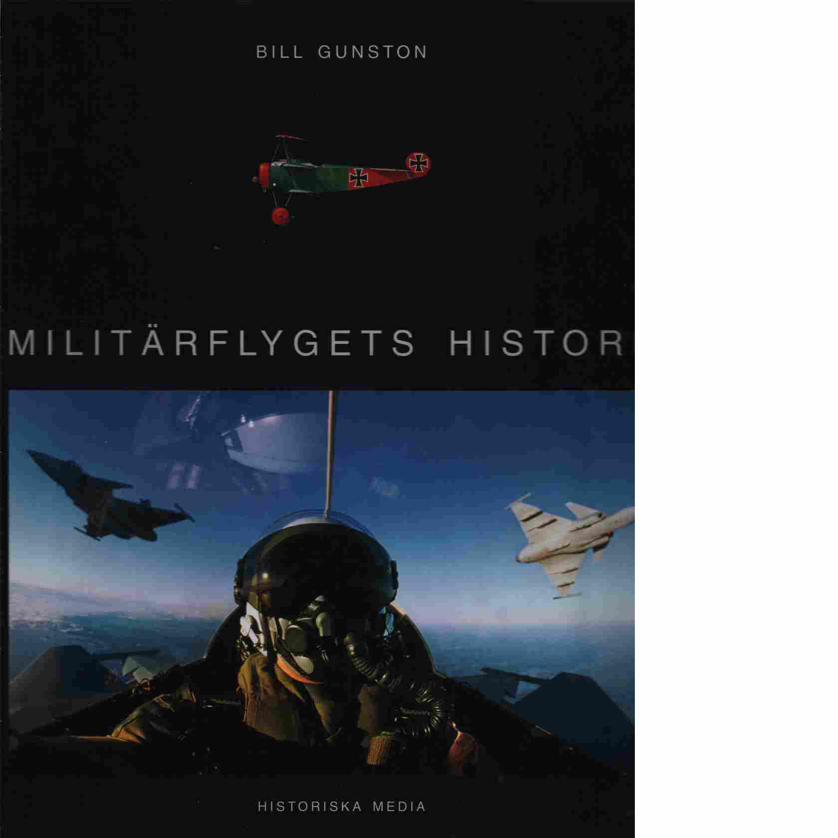 Militärflygets historia - Gunston, Bill