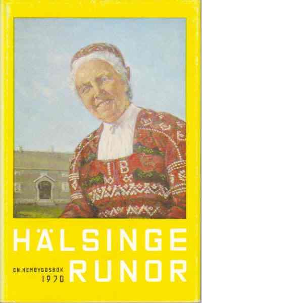 Hälsingerunor 1970 - Red.