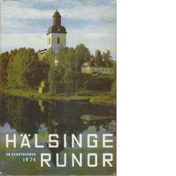 Hälsingerunor 1974 - Red.