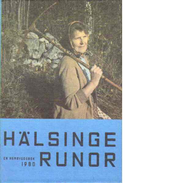 Hälsingerunor 1980 - Red.