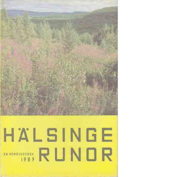 Hälsingerunor 1983 - Red.