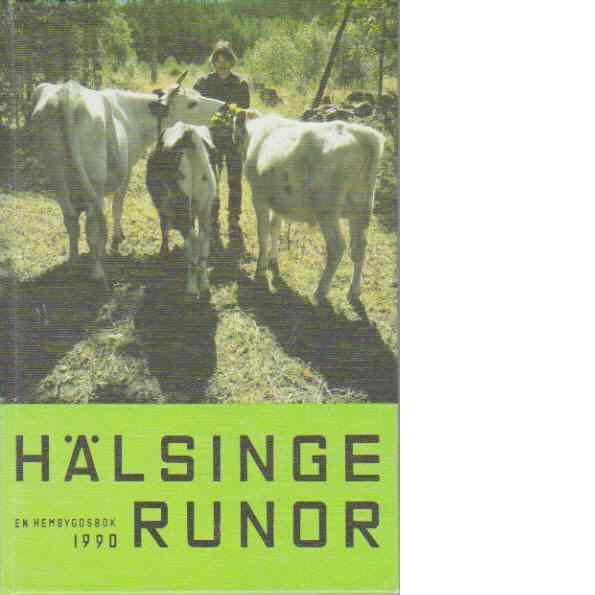 Hälsingerunor 1990 - Red.