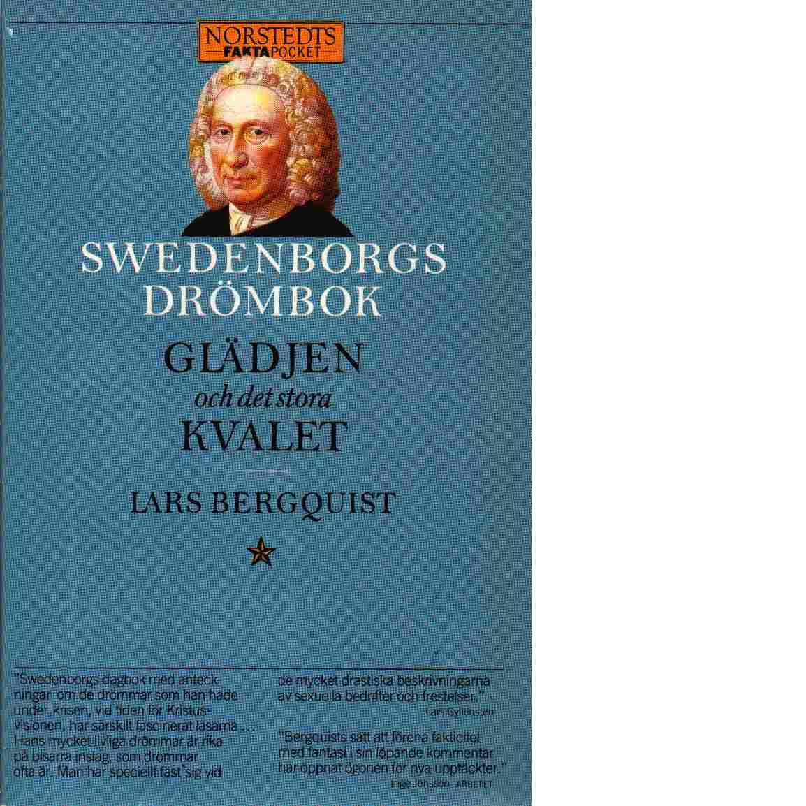 Swedenborgs drömbok : glädjen och det stora kvalet - Bergquist, Lars