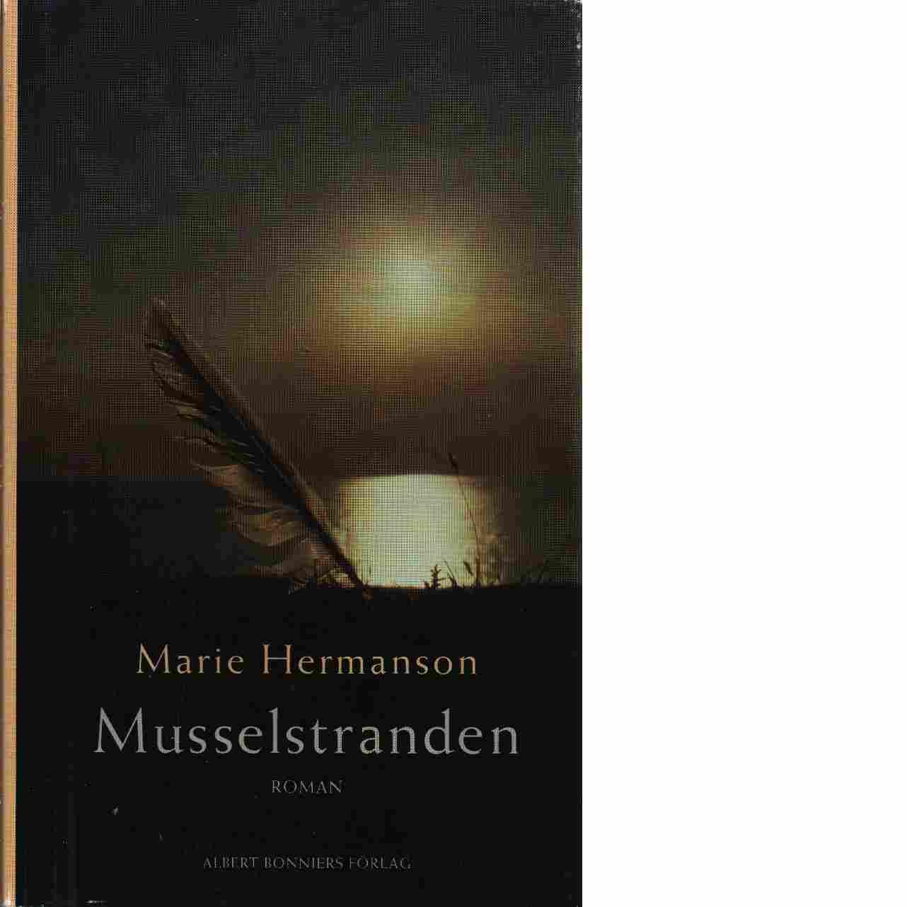 Musselstranden - Hermanson, Marie