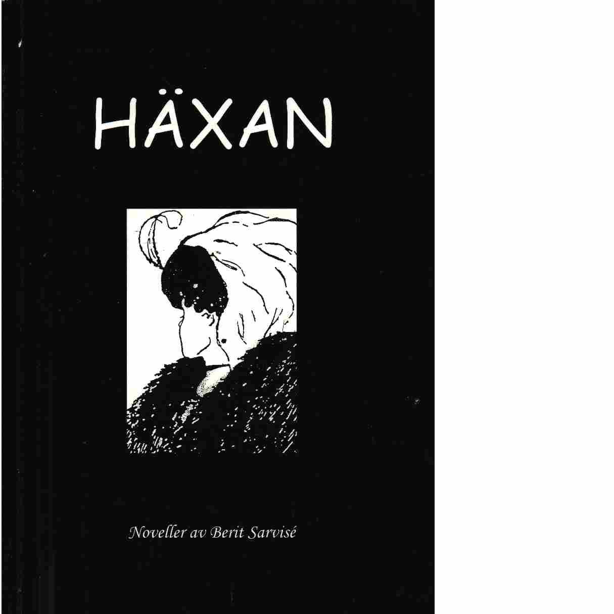Häxan - Sarvisé, Berit