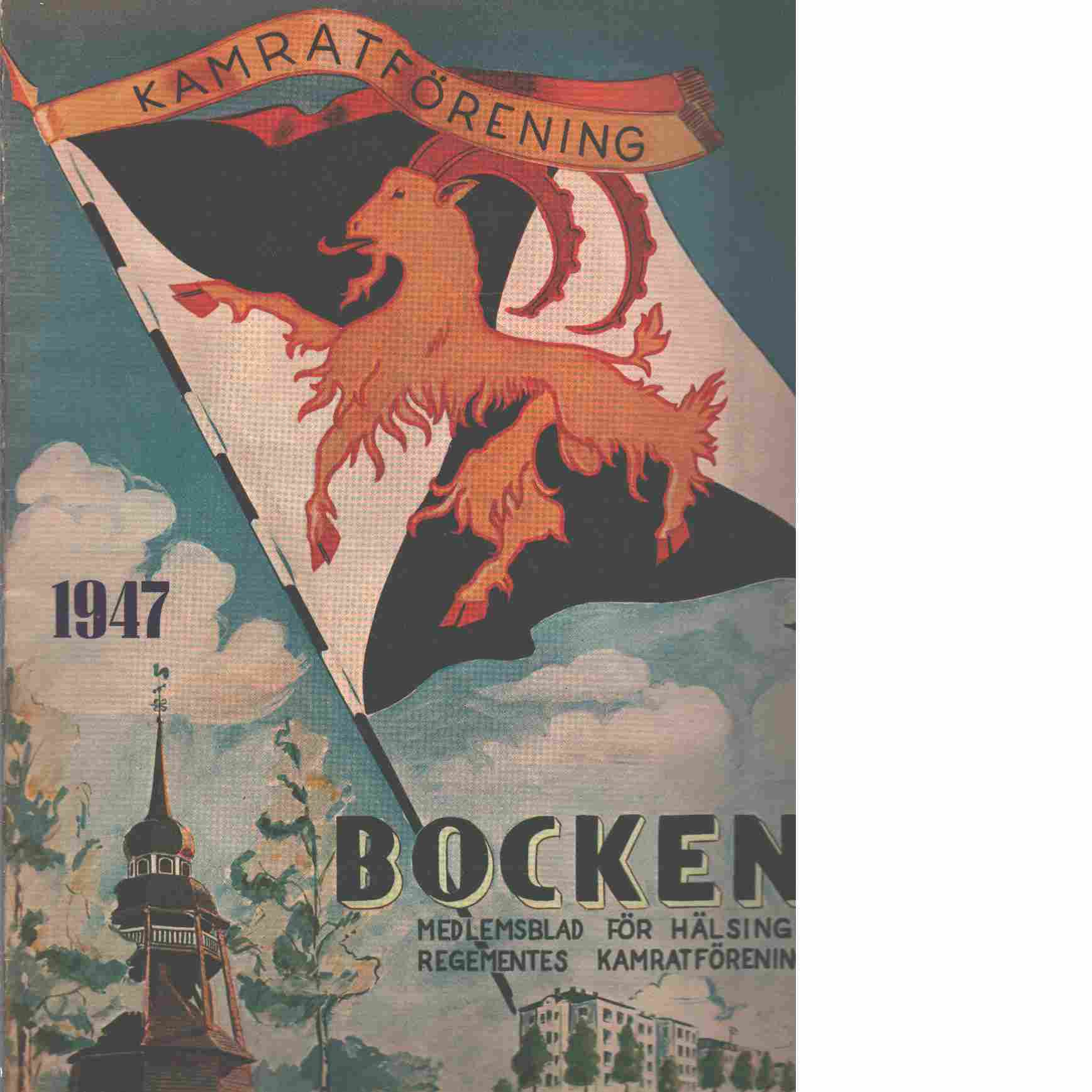 Bocken 1947 - Red.